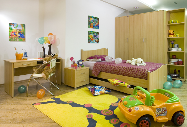 kids bedroom furniture design ideas photo - 5