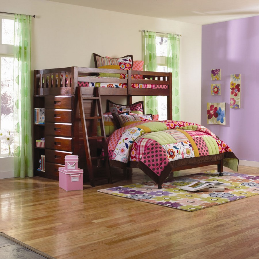 kids bedroom furniture for twins photo - 4