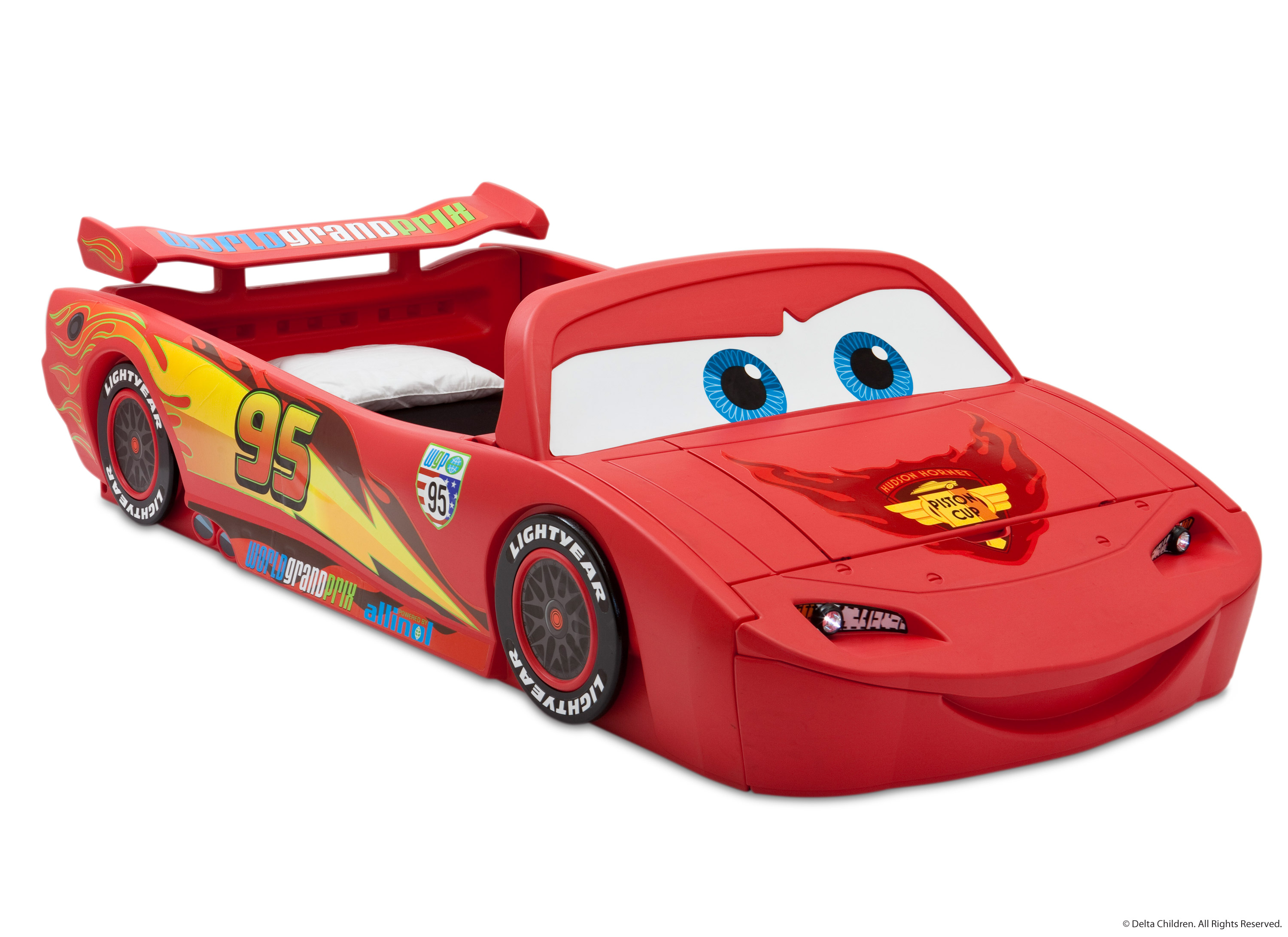 kids cars toddler bed photo - 6