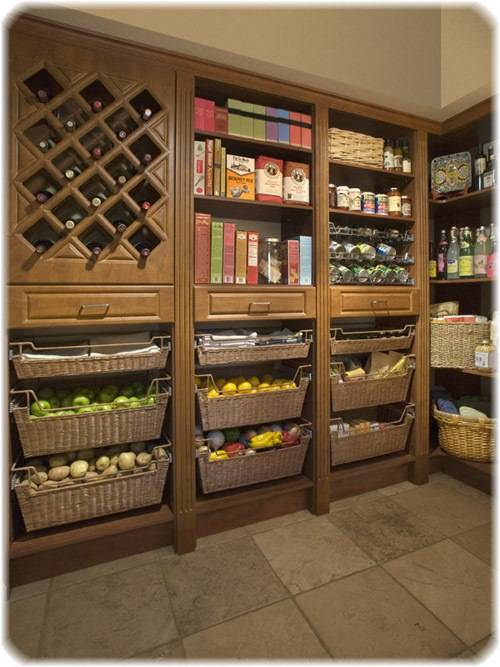 kitchen and pantry open hours photo - 2