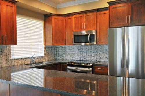 kitchen cabinet bulkhead ideas photo - 2