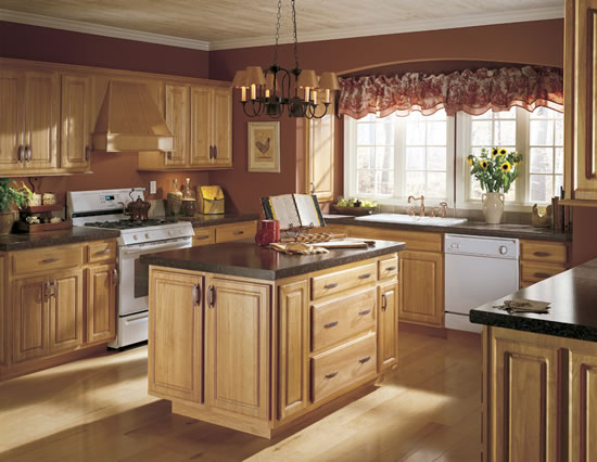 kitchen cabinet colors and ideas photo - 4