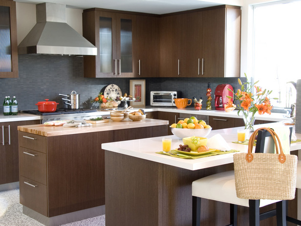 kitchen cabinet colors and ideas photo - 6