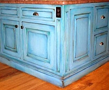 kitchen cabinet finishing ideas photo - 6