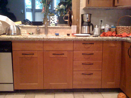 kitchen cabinet handle ideas photo - 2