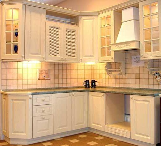 kitchen cabinet ideas for corners photo - 6