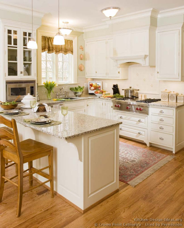 kitchen cabinet peninsula ideas photo - 1