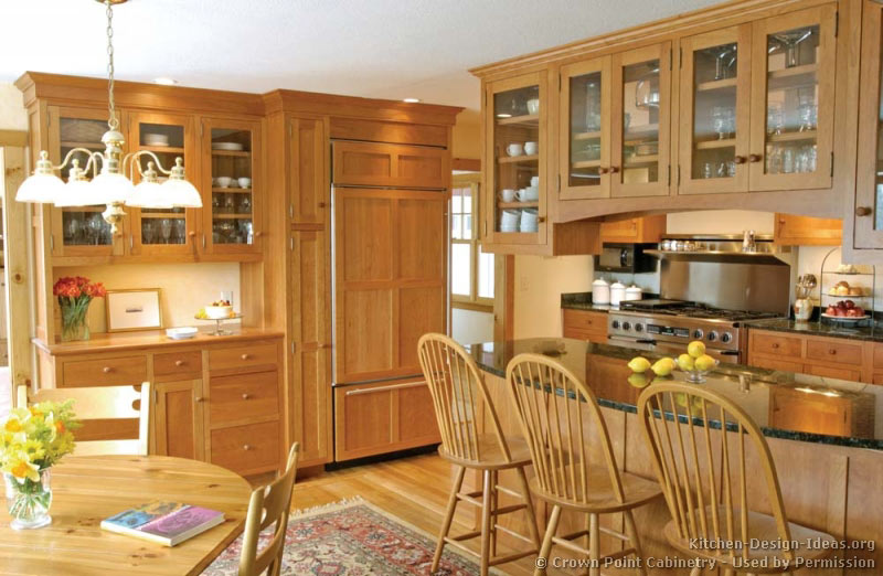 kitchen cabinet peninsula ideas photo - 4