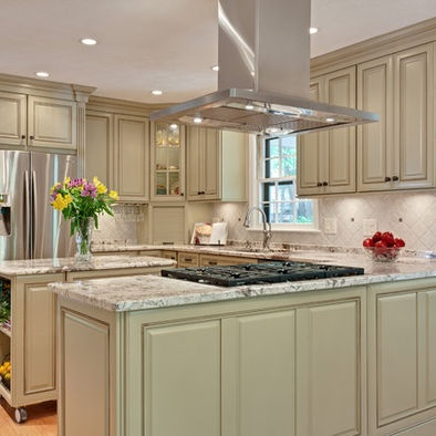 kitchen cabinet peninsula ideas photo - 5