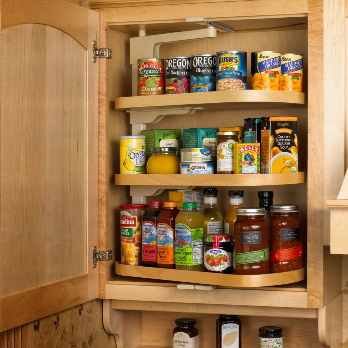 kitchen cabinet shelf ideas photo - 2
