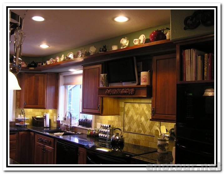 kitchen cabinet space ideas photo - 3