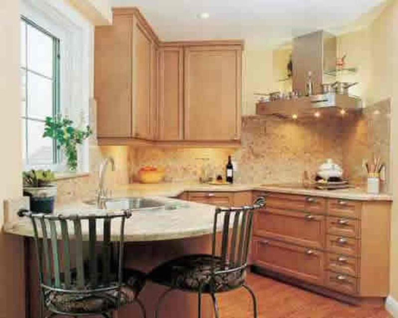 kitchen cabinet space ideas photo - 5