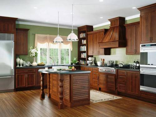Wood Stain Colors For Kitchen Cabinets - Sarkem.net