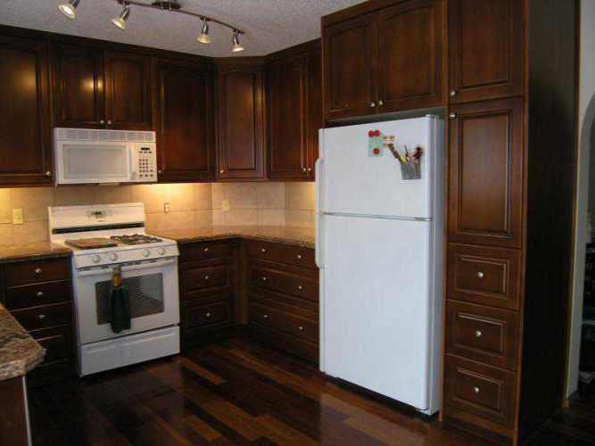 Kitchen cabinets cherry stain Interior Exterior Doors