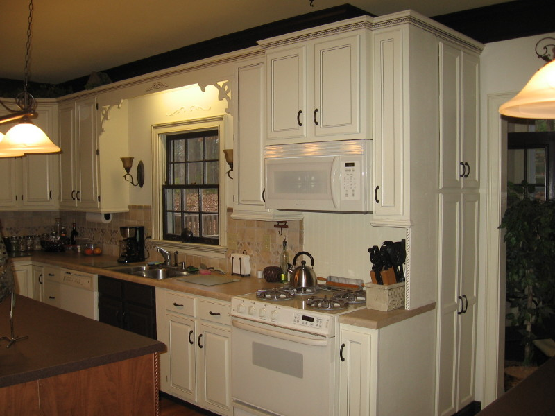 kitchen cabinets ideas colors photo - 3
