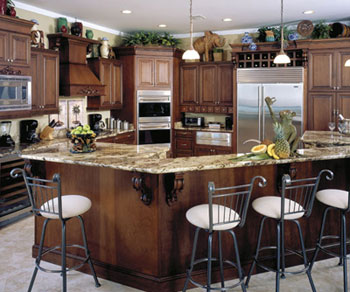 kitchen cabinets ideas colors photo - 5