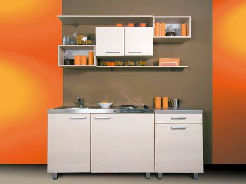 kitchen cabinets ideas for small kitchen photo - 1