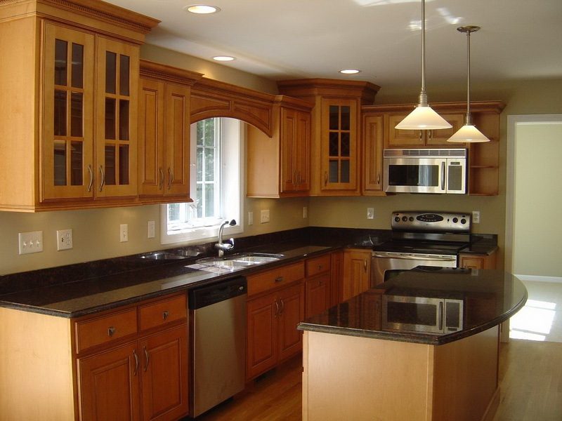 kitchen cabinets ideas for small kitchen photo - 4