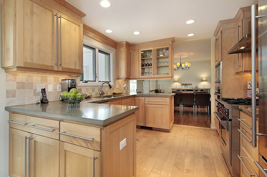 Kitchen Cabinet Refurbishing Ideas
