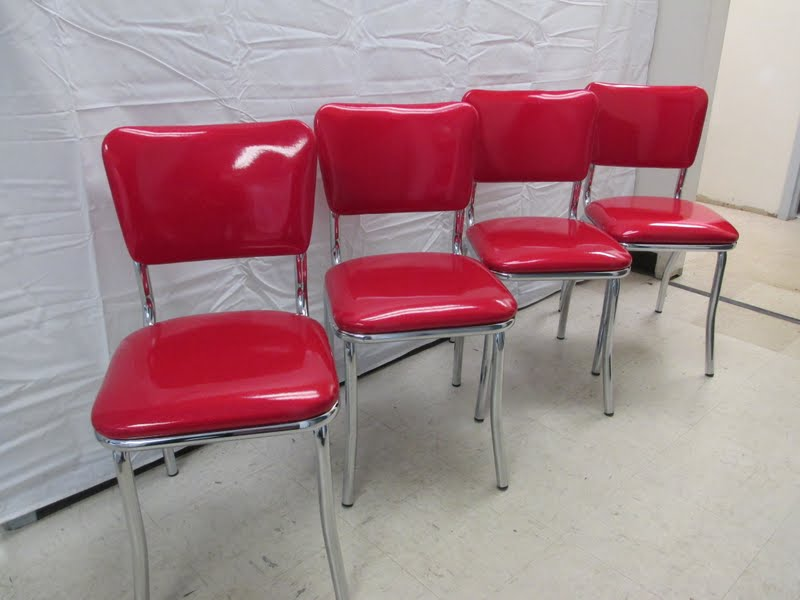 kitchen chairs 1950s photo - 3