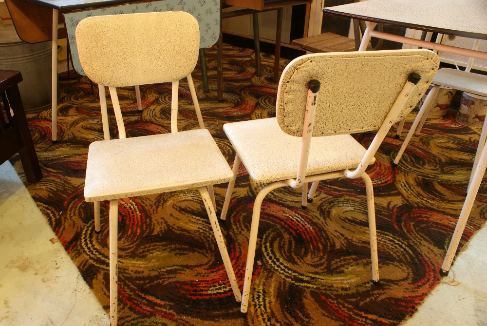 kitchen chairs 1950s photo - 6