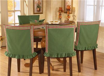 kitchen chairs covers photo - 3