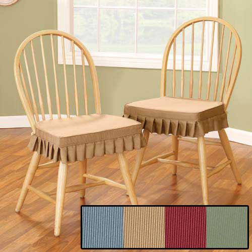 kitchen chairs cushions photo - 5