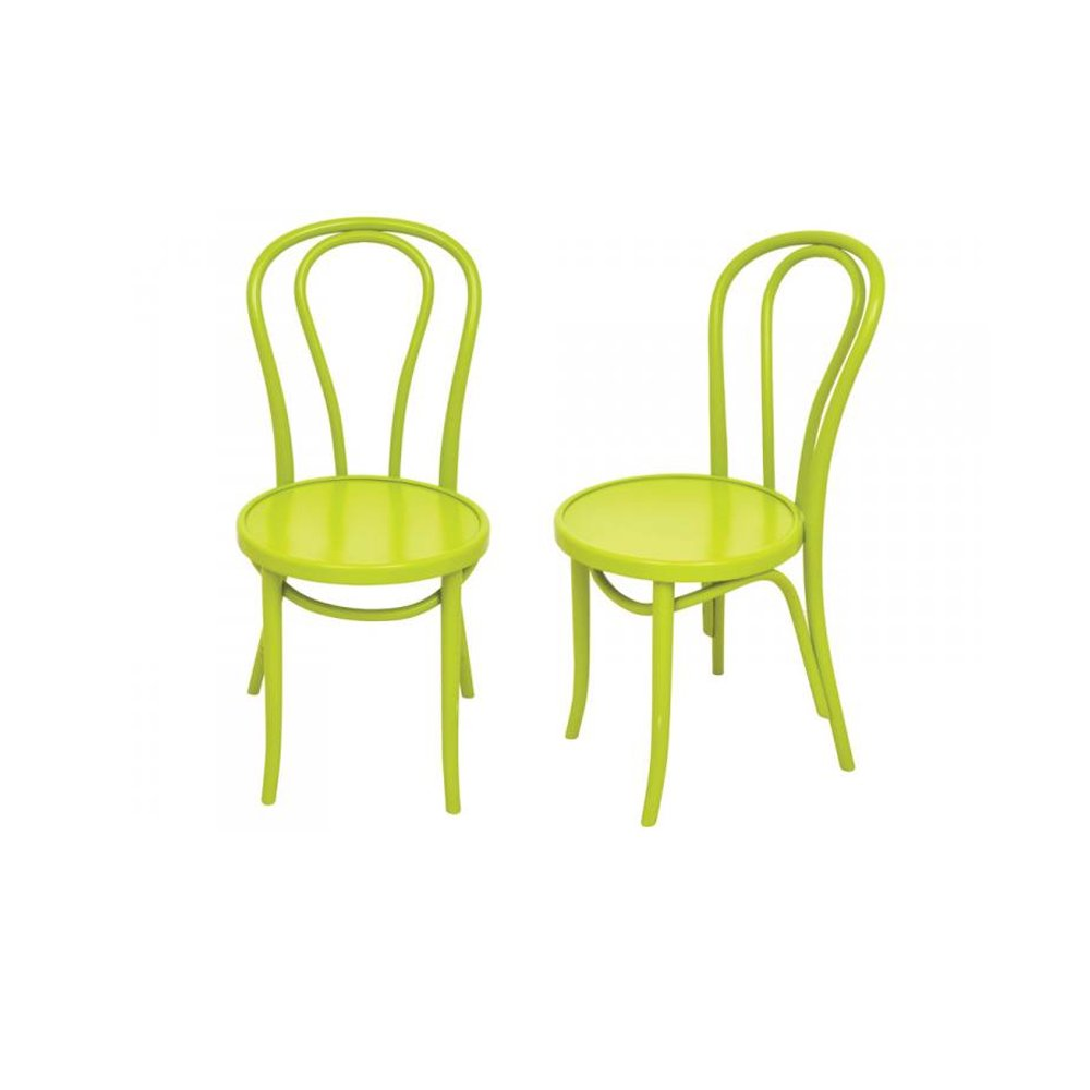 kitchen chairs green photo - 6