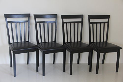 kitchen chairs set of 4 photo - 1