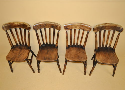 kitchen chairs set of 4 photo - 5