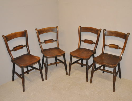 kitchen chairs set of 4 photo - 6