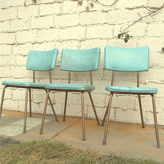 kitchen chairs vintage photo - 2