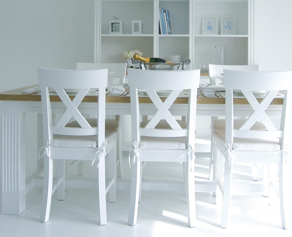 kitchen chairs white photo - 5