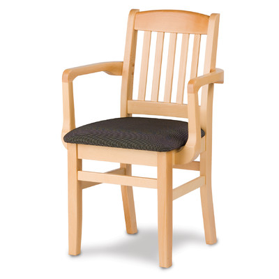 kitchen chairs with arms photo - 1