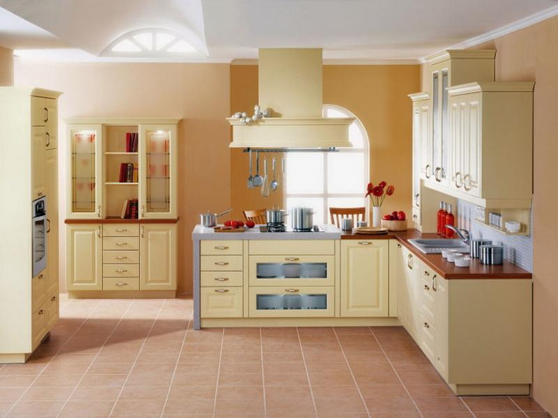 kitchen design ideas and colors photo - 6