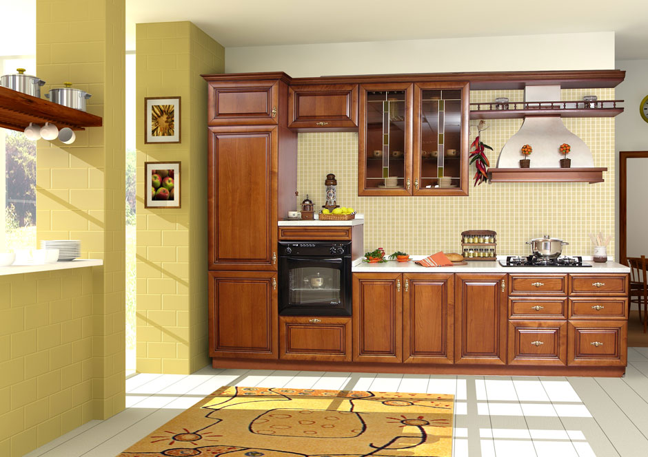 kitchen design ideas cabinets photo - 1