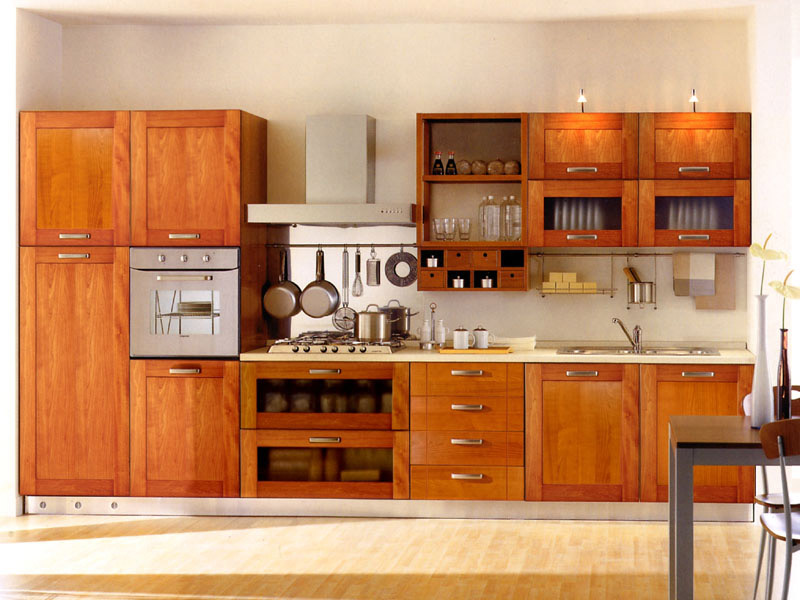 kitchen design ideas cabinets photo - 2