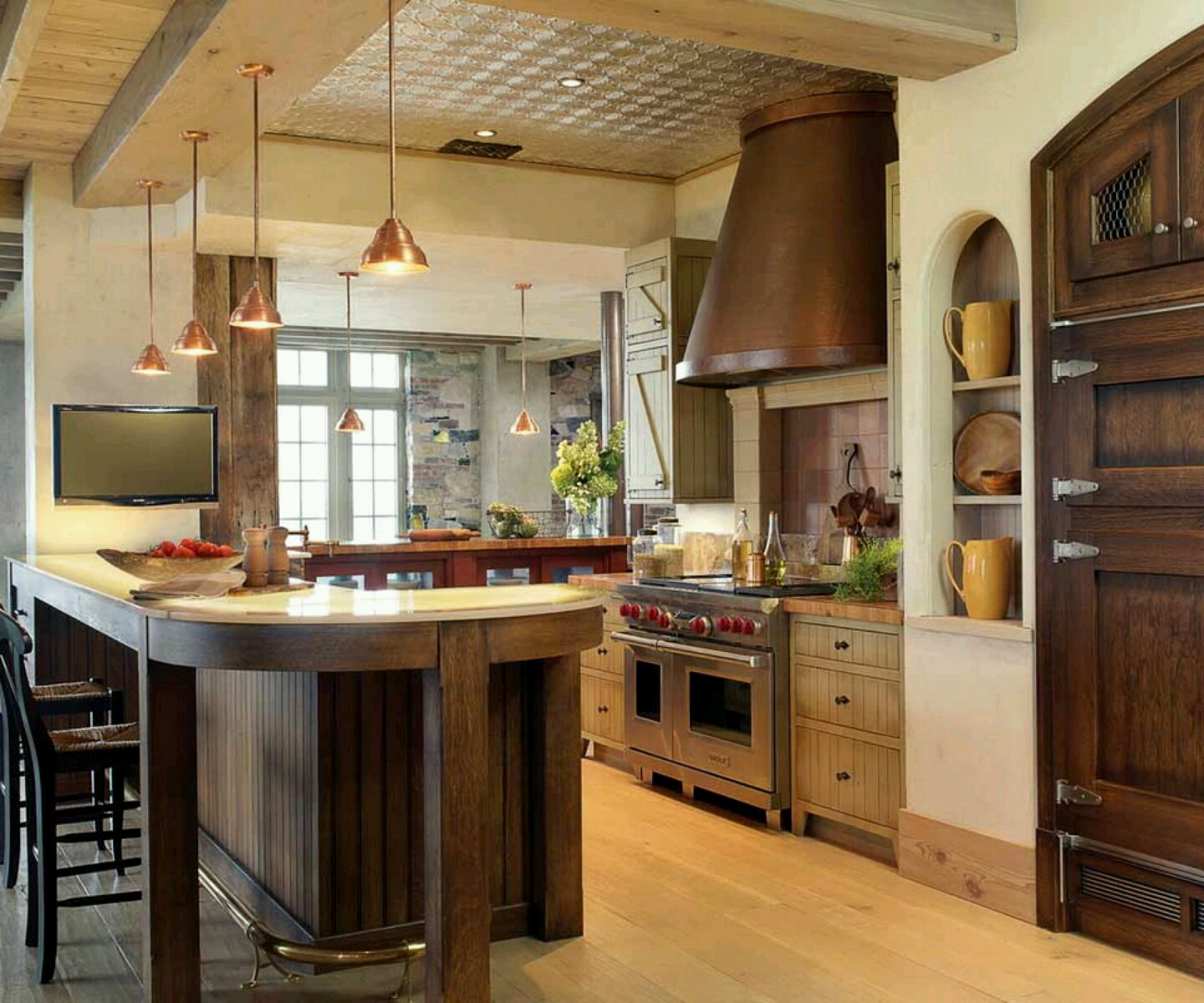 kitchen design ideas cabinets photo - 3