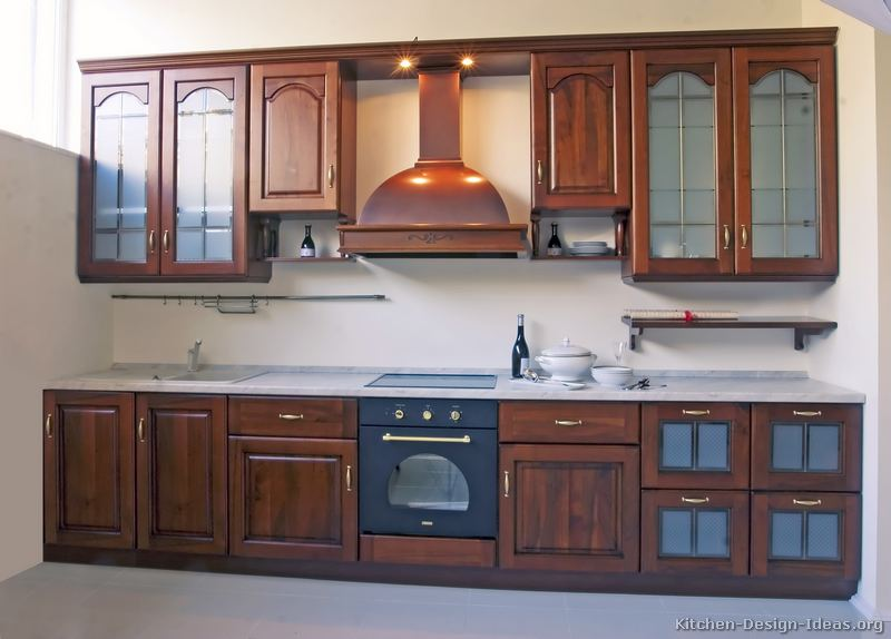 kitchen design ideas cabinets photo - 5