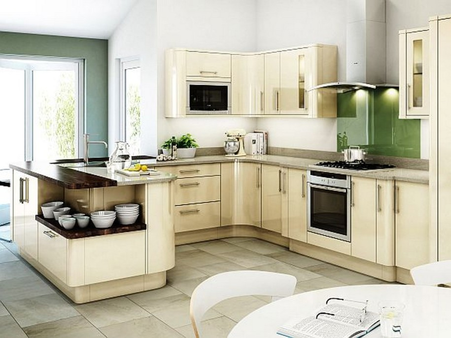 kitchen design ideas color schemes photo - 4