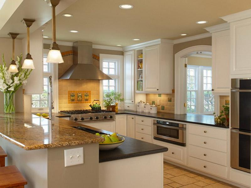 kitchen design ideas color schemes photo - 6