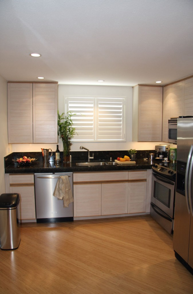 kitchen design ideas condo photo - 1