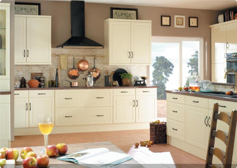 ... Kitchen Cabinets Ideas Paint Colors For Cream Kitchen Cabinets : Wall  Color With Cream Kitchen Cabinets ...