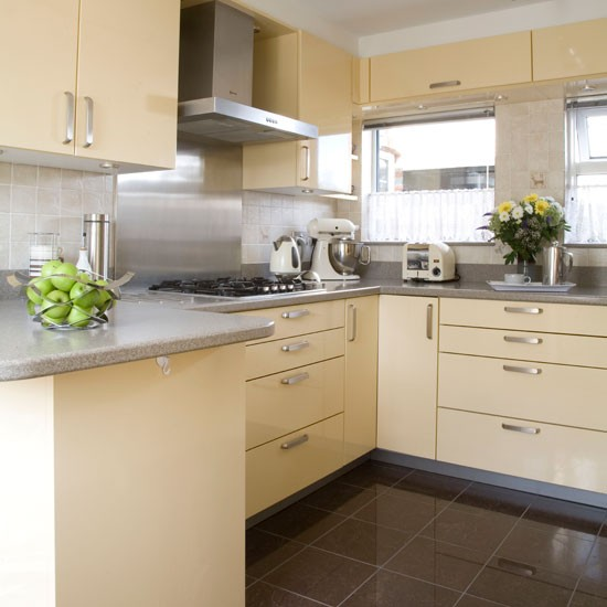 Kitchen Tiles Ideas Pictures Cream Units cream and brown kitchen designs home design regarding kitchen
