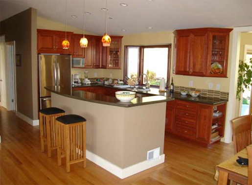 kitchen design ideas for mobile homes photo - 5