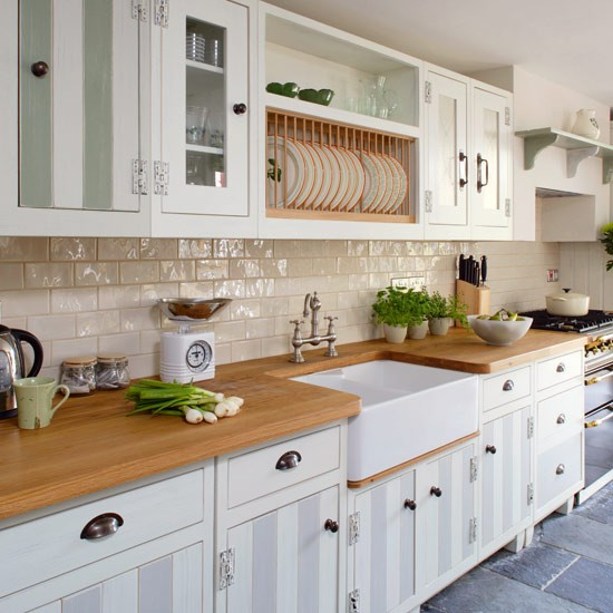 kitchen design ideas galley photo - 2