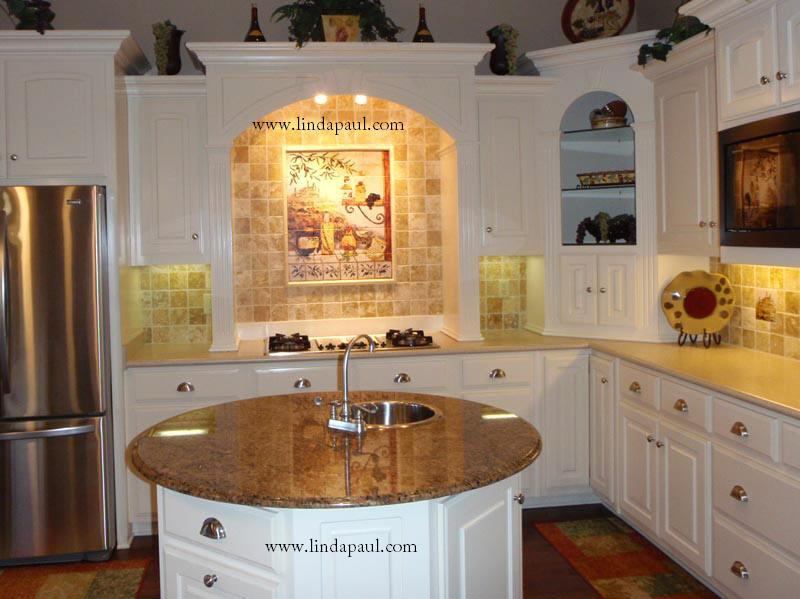 kitchen design ideas granite photo - 1