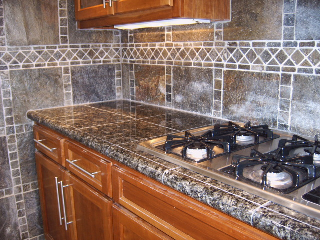 kitchen design ideas granite photo - 3