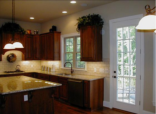 Kitchen Design Ideas Granite Photo 6