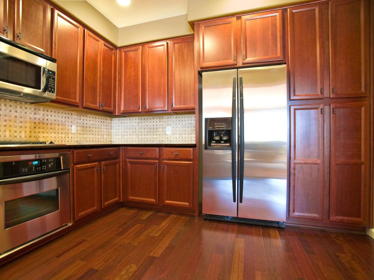 kitchen design ideas oak cabinets photo - 5